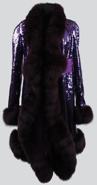 Пальто артистическое от «Fresh Art».
