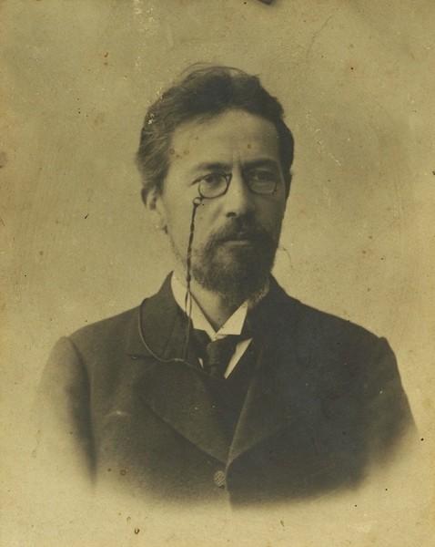 Фотография Антона Павловича Чехова. Б.м., [1900-е].