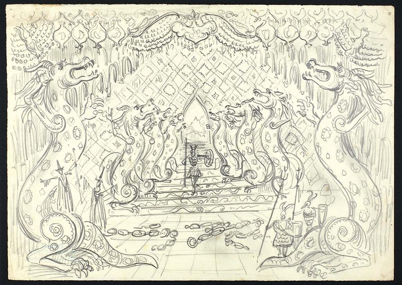 иллюстрации к операм римского корсакова оказалось