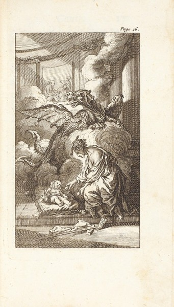 Дюкло, Ш.П. Акажу и Зирфиль [Acajou et Zirphile, conte]. Б.м., 1744.