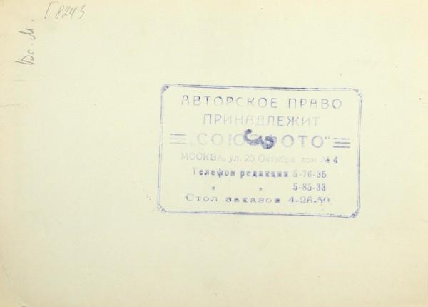 Фотоархив Зинаиды Николаевны Райх и Всеволода Эмильевича Мейерхольда. 1910-1920-е гг. 64 фотографии.