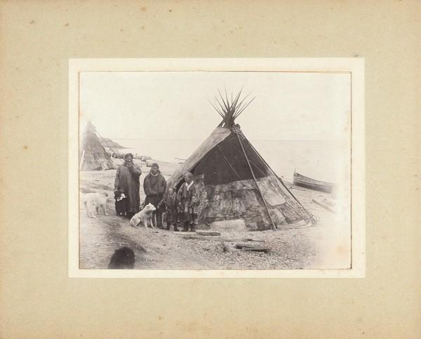 [Фотоальбом] Плавание судна «Пахтусов» в Арктике / фот. А. Янова. 1922-1924.