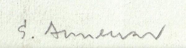 Анненков Юрий Павлович (1889—1974) Эскиз костюма Зорайды для кинофильма «Черная магия». 1949. Бумага, смешанная техника, 42,5 х 32,5 см.